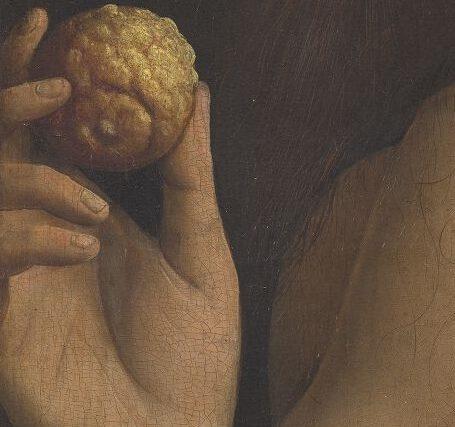 夏娃 (究竟) 給亞當吃了什麼好東西?