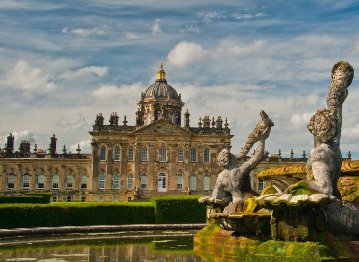 英國霍華德城堡(Castle Howard)如何保留珍貴遺產?