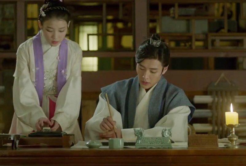 韓劇藝術史──書桌上的異獸筆架