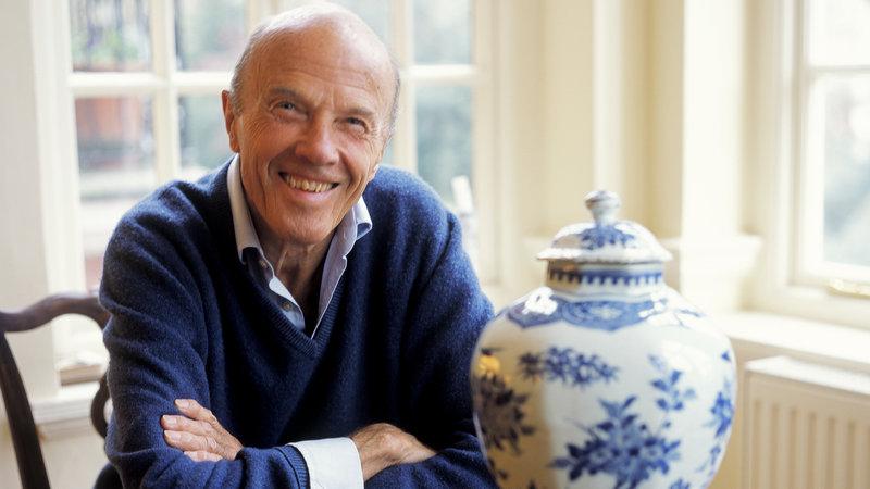 收藏中國:近代英國藏家系列之四 邁克爾·巴特勒