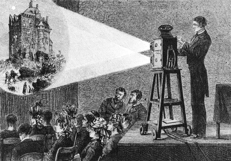 鬼影幢幢世紀末:以梅里葉作品看早期電影與視覺文化(上篇)