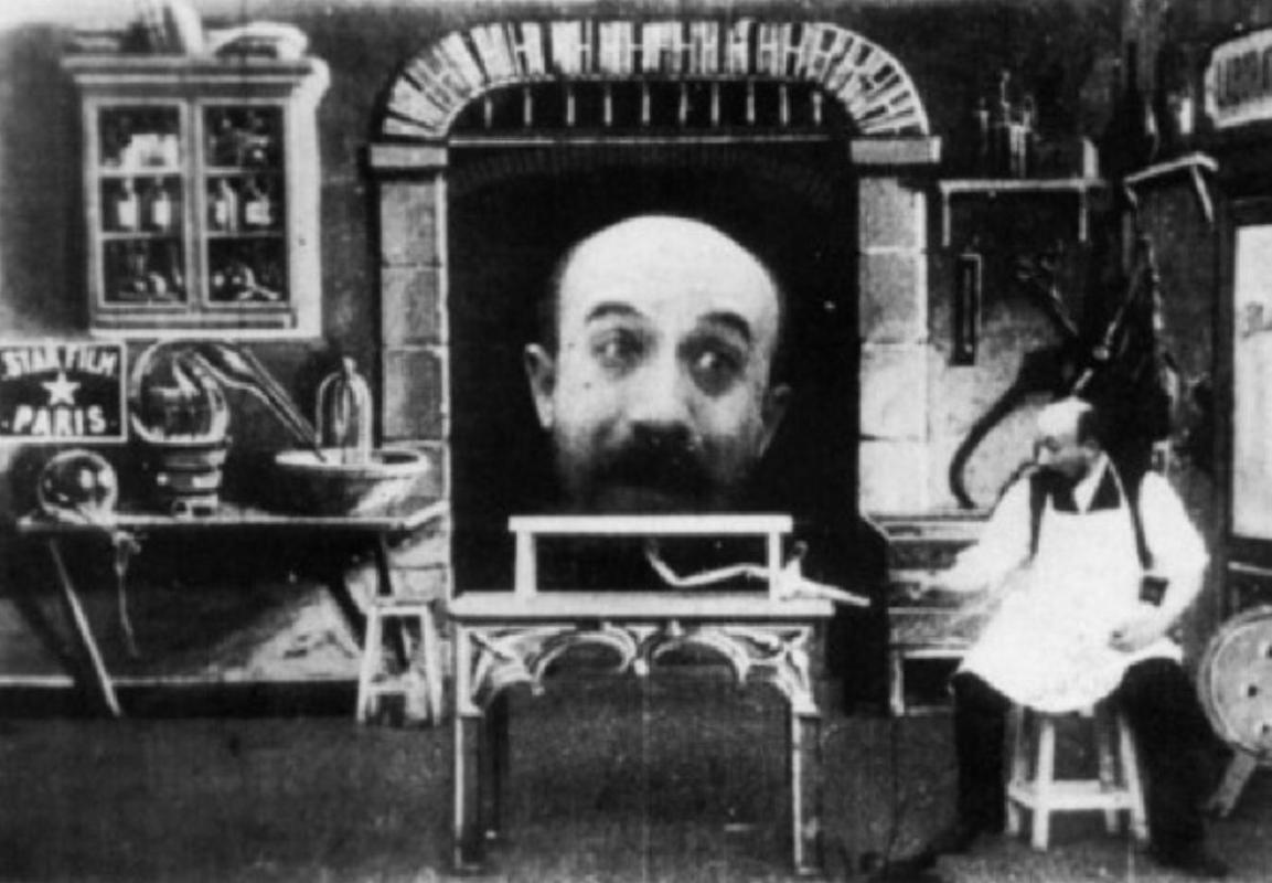 鬼影幢幢世紀末:以梅里葉作品看早期電影與視覺文化(下篇)