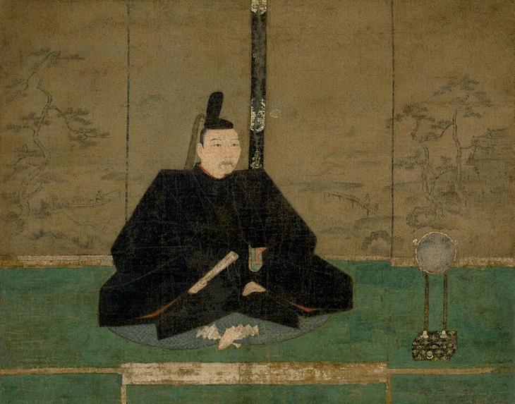 《足利義政像》與中國帝王像之初步比較(上篇)