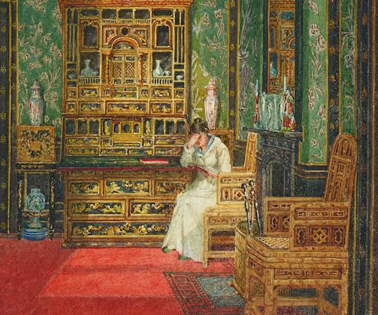 收藏中國:近代英國藏家系列之五 英國皇室收藏