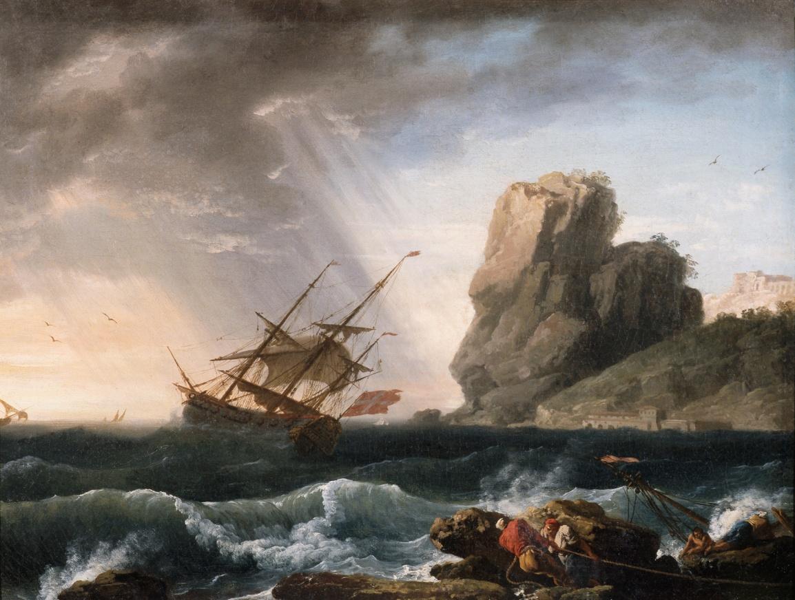 異軍突起的普羅旺斯風景畫