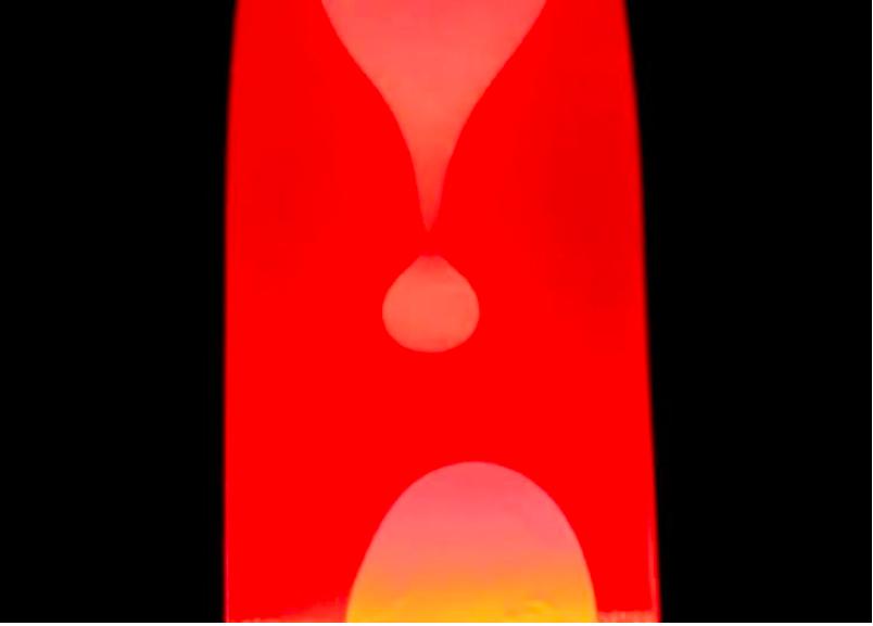 Lava lamp:穿透1960年代嬉皮視覺設計的一把鑰匙
