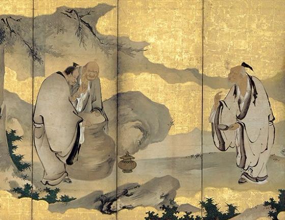 武家繪師:京都國立博物館海北友松特展