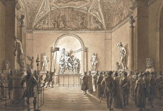 「活」的雕塑?十八世紀晚期歐洲的「火炬夜遊」