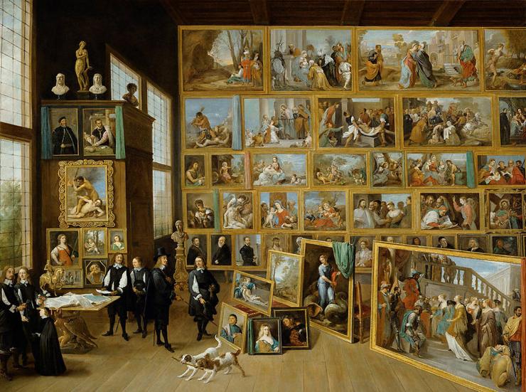 半個歐洲都是他家?哈布斯堡家族收藏與維也納藝術史博物館(下)