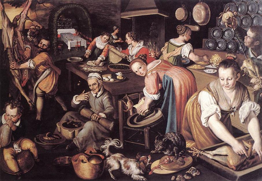 義大利文藝復興時期的居家生活(中篇)