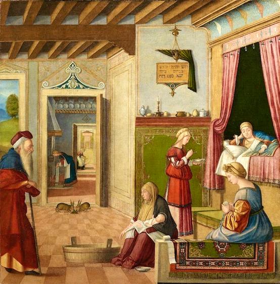 義大利文藝復興時期的居家生活(下篇)