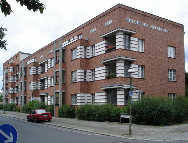 柏林現代建築群落圖片 2