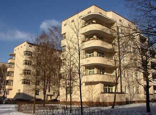 柏林現代建築群落圖片 3