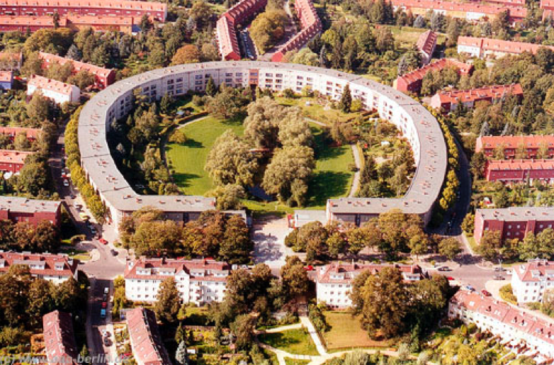 柏林現代建築群落圖片 4