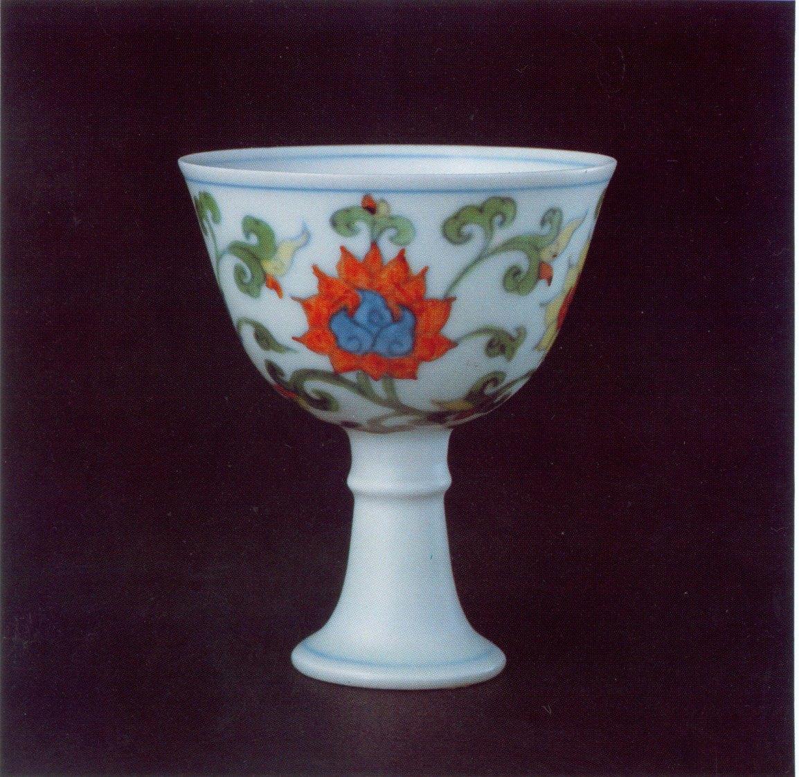 蓮花小傳:漫談古代中國的蓮花紋飾