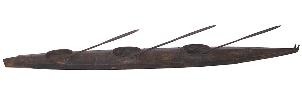 04 阿留申的三人皮舟
