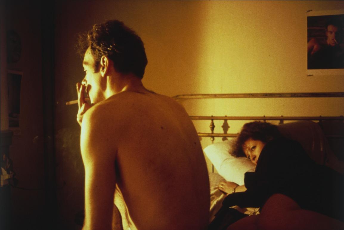 Nan Goldin公開的私密日記:《性依賴的敘事曲》