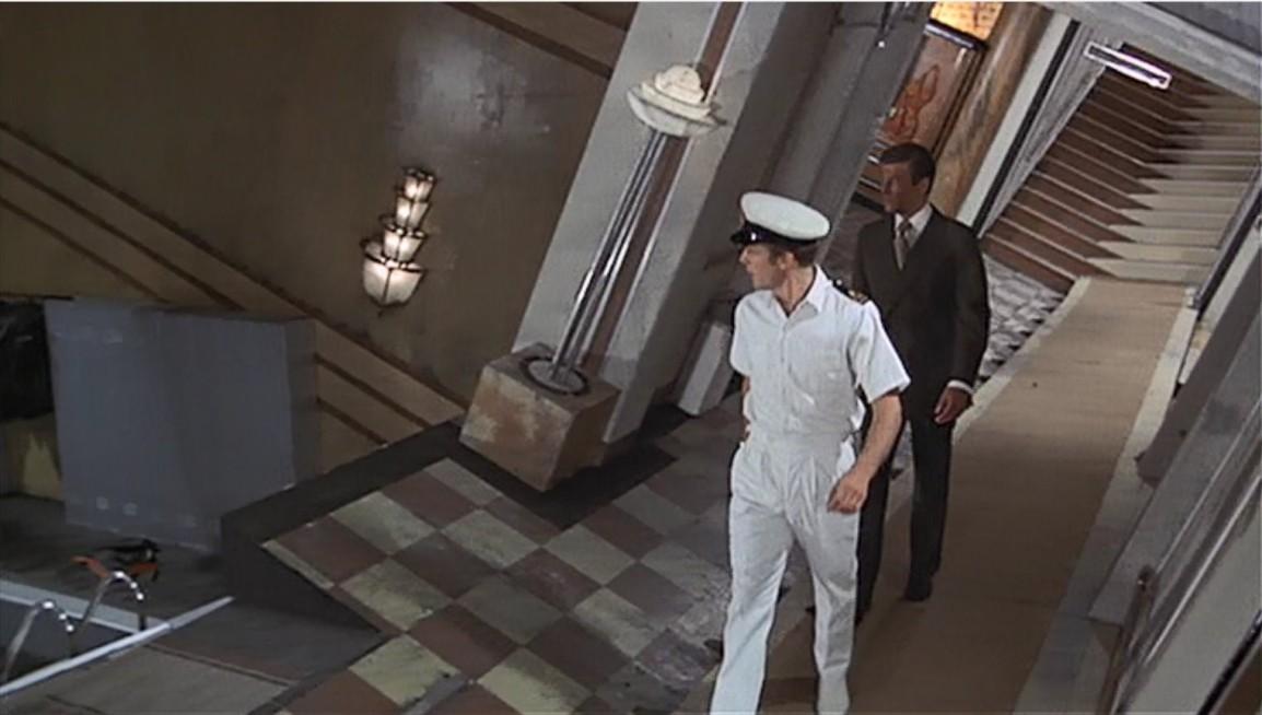 直男們的異想世界-007系列電影對古龍武俠電影美術設計風格的影響(一)