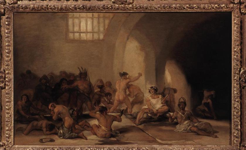 Goya-Asylum