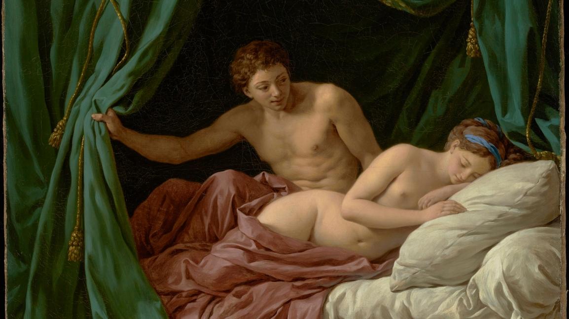 裸的慾望:十八世紀西方繪畫中赤裸的情與慾