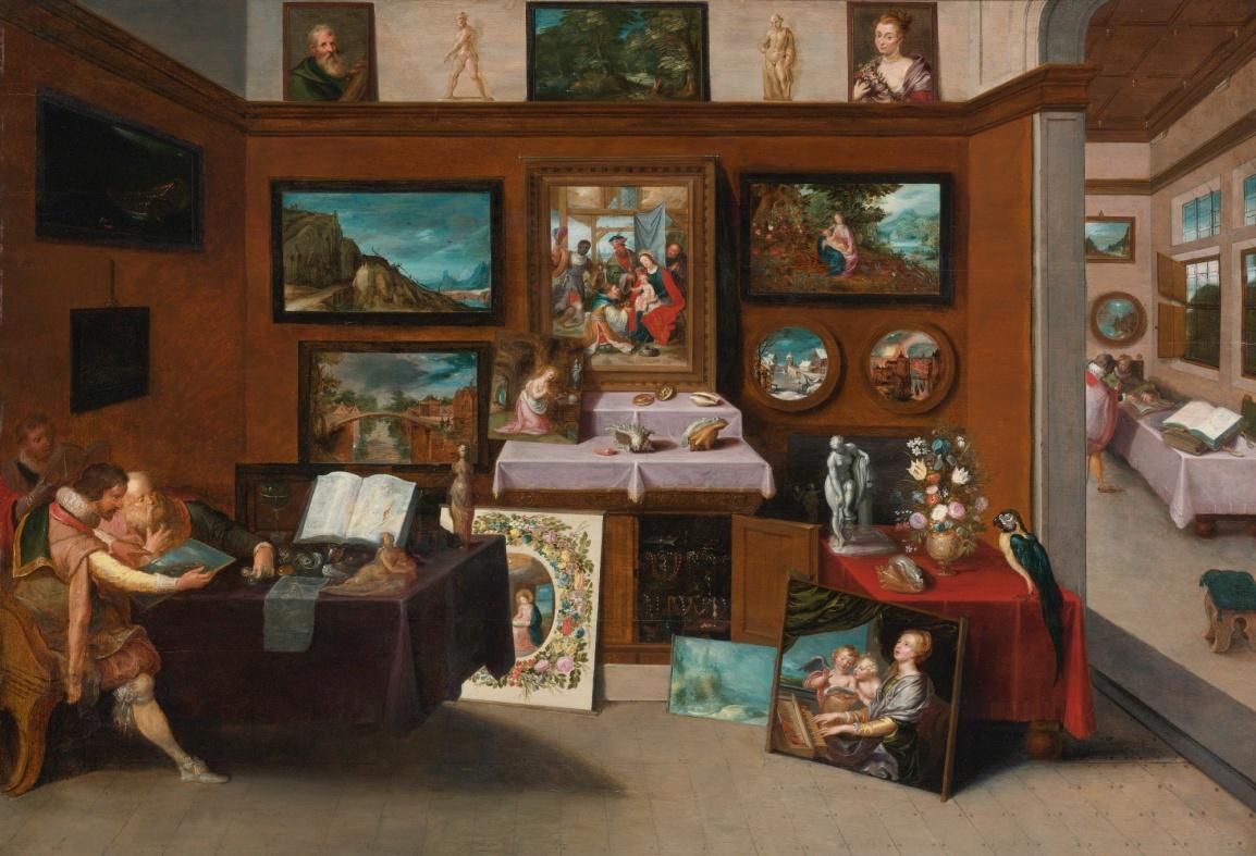 繪畫如何成為最有價值的藝術品之一?(上篇)