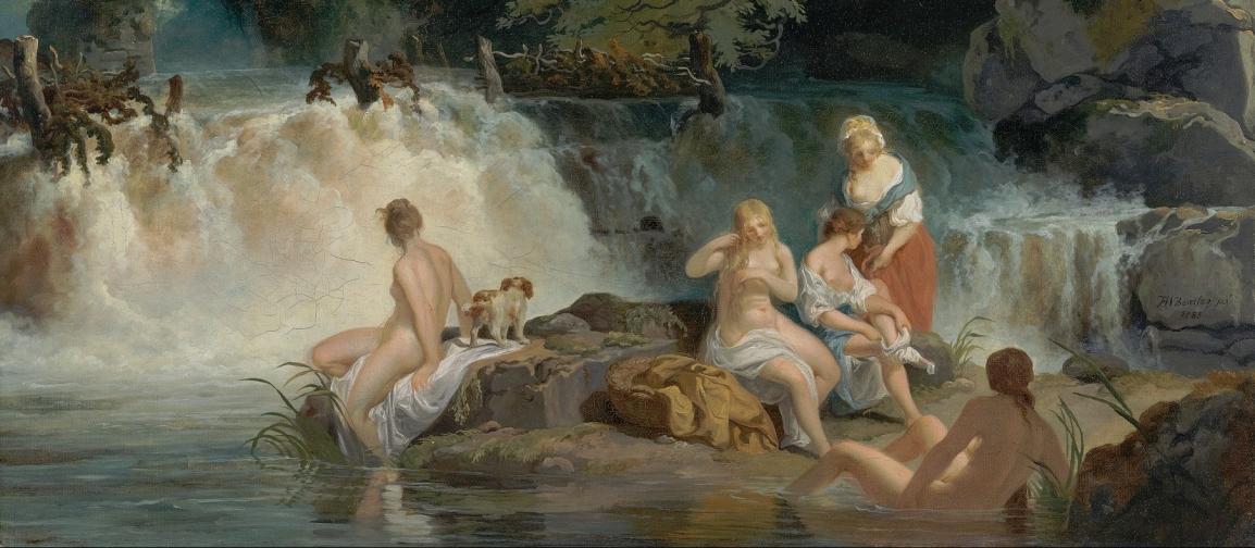 裸的歌頌:十八世紀西方繪畫中那些值得讚揚的裸體