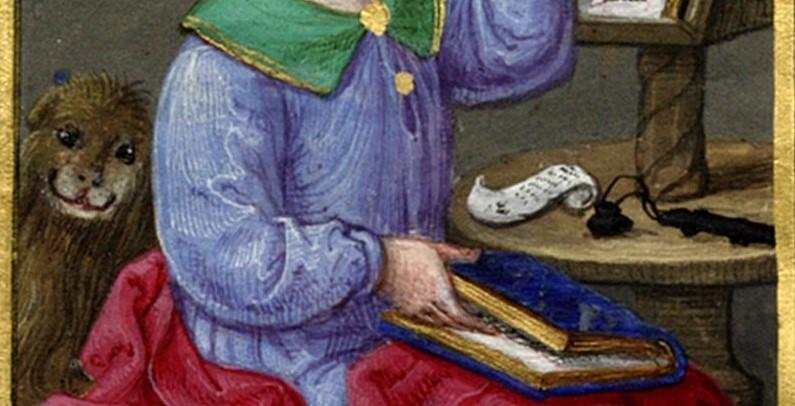 圖不為「像」:中世紀醜獅子的象徵意義