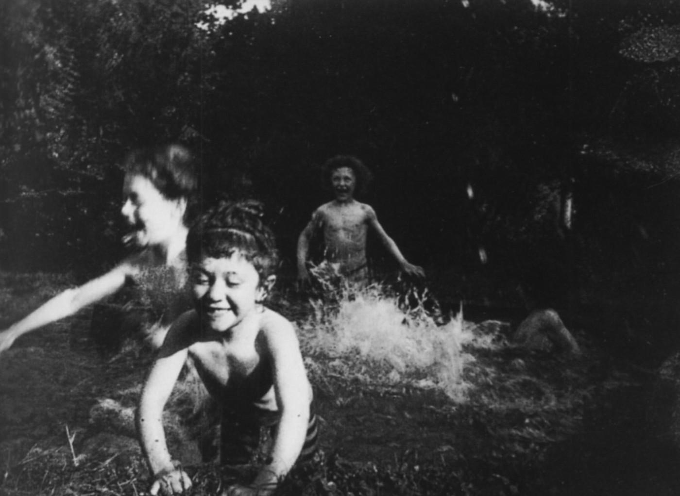 02_1900 Pierre Bonnard Vivette et Robert Terrasse ses neveux