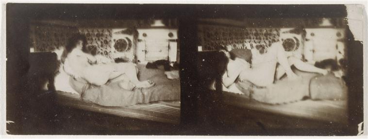 見證愛人的存在:波納爾攝影與繪畫的關係(上篇)