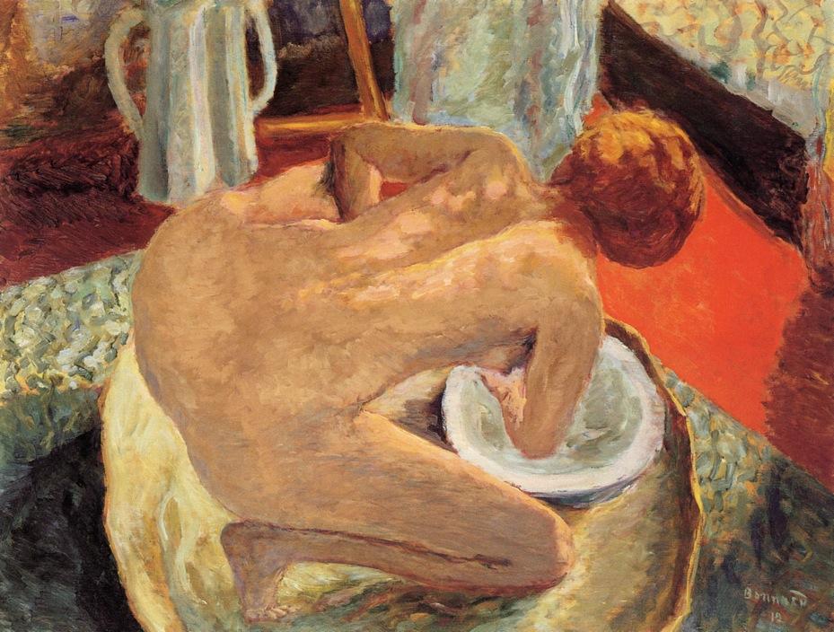 見證愛人的存在:波納爾攝影與繪畫的關係(下篇)