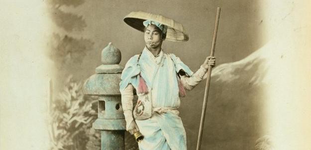 以朝聖為旅行藉口? 從日本手工上色蛋白照片探日本觀光的發展