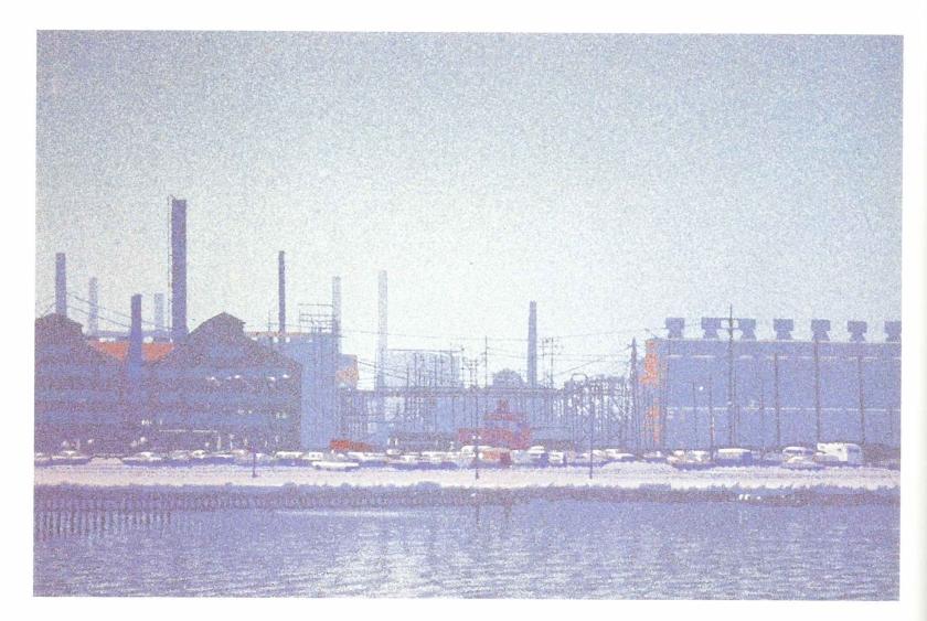 1972巴爾的摩工廠
