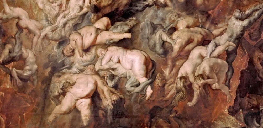 魯本斯:女神與橘皮(上篇)