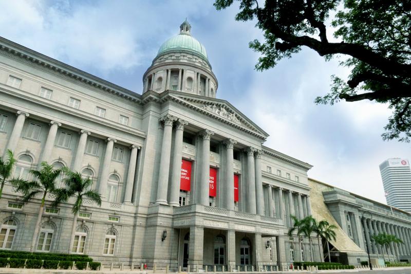 亞洲的文藝復興城市:新加坡