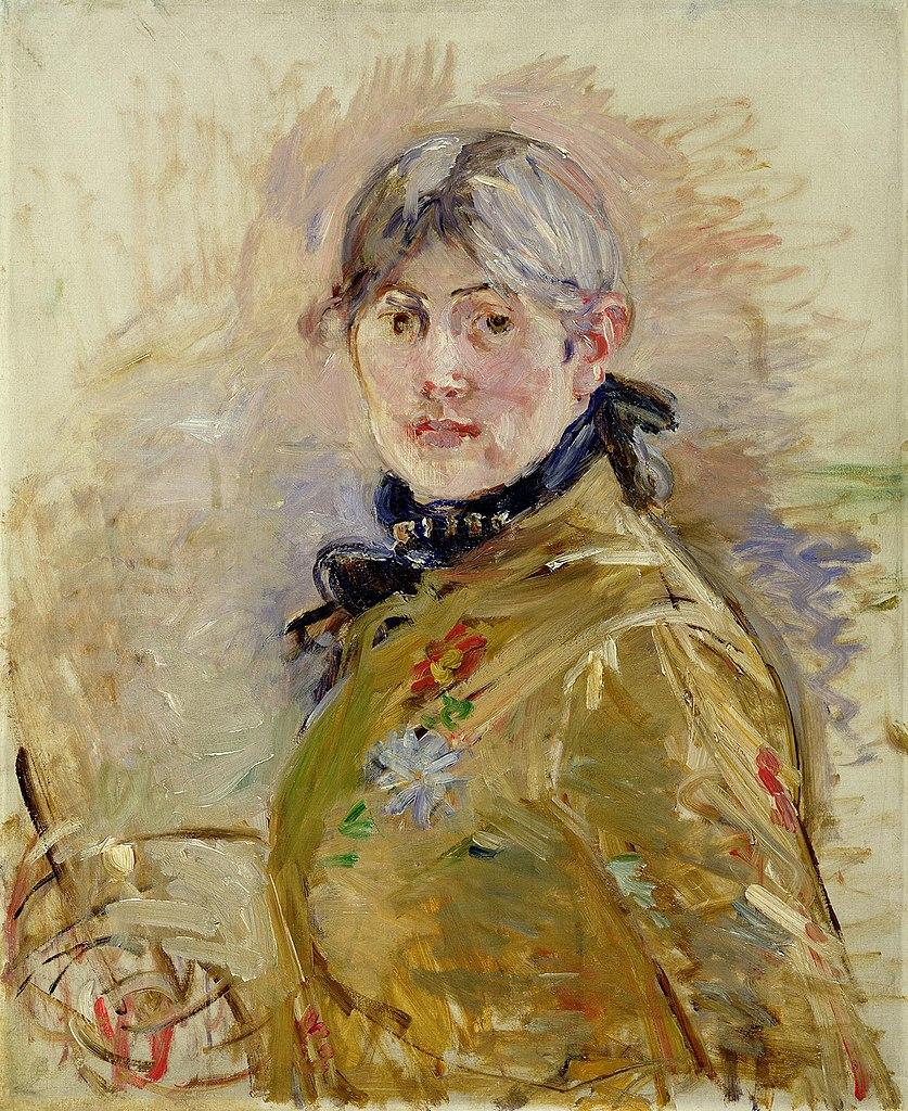 Fig5 Autoportrait 1885