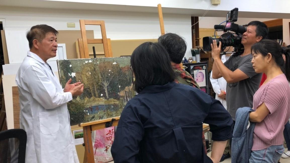 『不朽的青春-臺灣美術再發現』展覽搶先問!專訪撰稿人蔡家丘