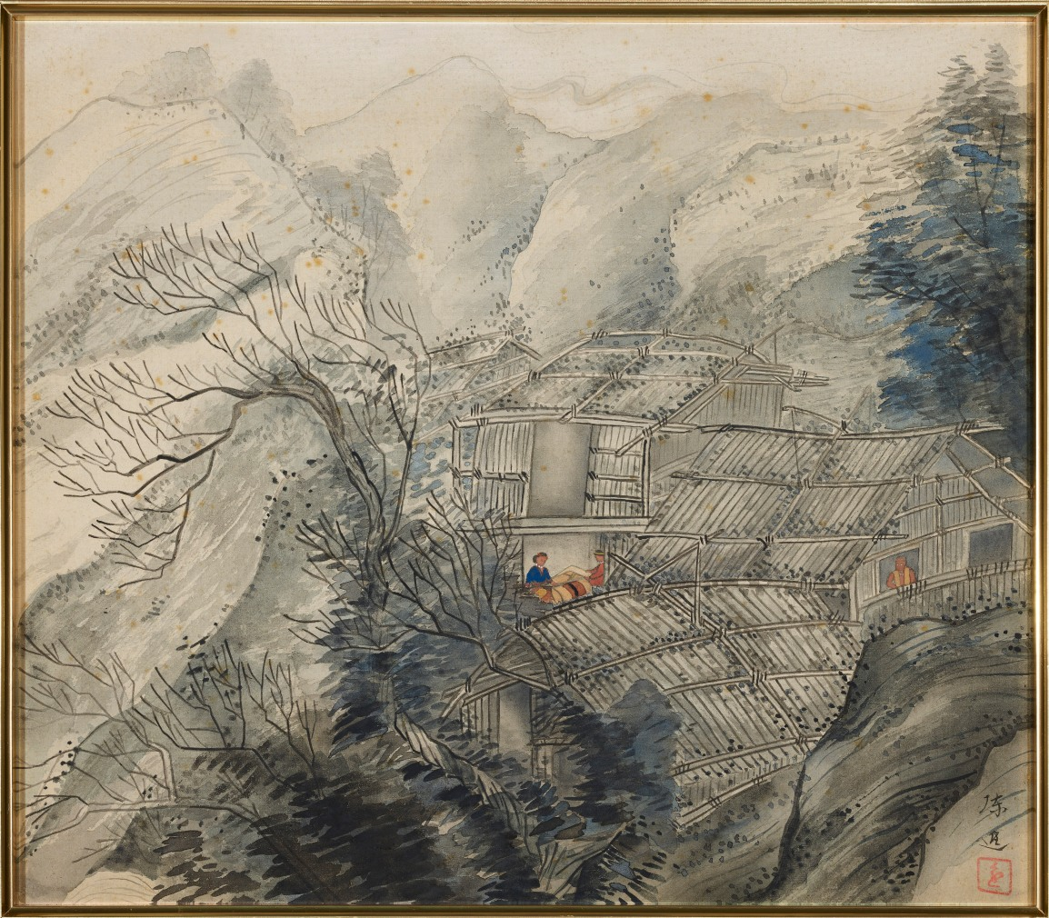 【不朽的青春】私人收藏與重建台灣美術史